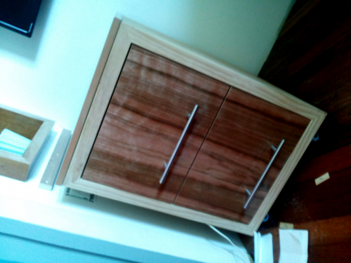 drawer fronts 2/4