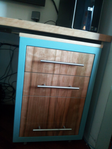 drawer fronts 3/4